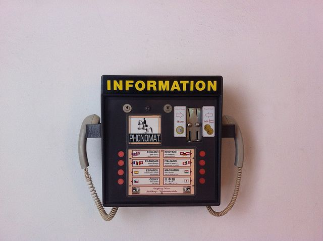 Cómo pedir información: Hay muchas formas de hacerlo