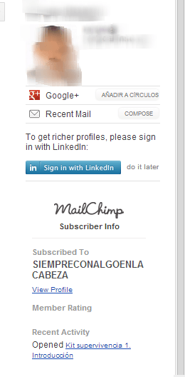 mailchimp_rapportive