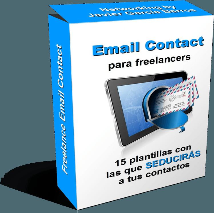 """Las plantillas para email """"Email Contact"""""""